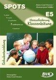 SPOTS E5 Herausforderung Klassenleitung