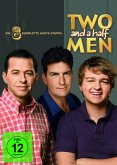 Two and a Half Men: Mein cooler Onkel Charlie - Die komplette achte Staffel (2 Discs)