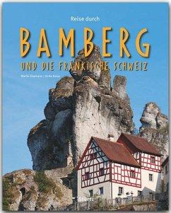 Reise durch Bamberg und die Fränkische Schweiz - Siepmann, Martin; Ratay, Ulrike