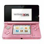 Nintendo 3DS Korallenrosa