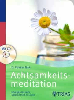Achtsamkeitsmeditation, m. Audio-CD - Stock, Christian