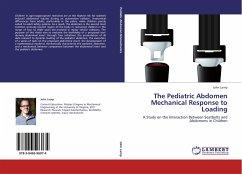 The Pediatric Abdomen Mechanical Response to Loading
