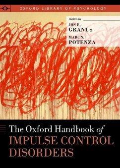 Oxford Handbook of Impulse Control Disorders