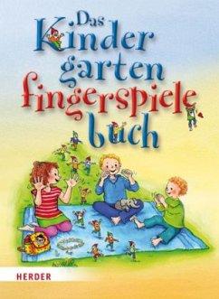Das Kindergartenfingerspielebuch - Biermann, Ingrid