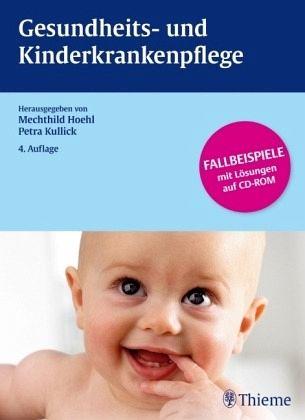 Gesundheits- und Kinderkrankenpflege, m. CD-ROM
