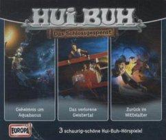 Hui Buh, das Schlossgespenst, neue Welt