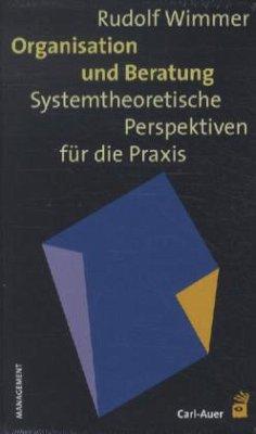 Organisation und Beratung - Wimmer, Rudolf