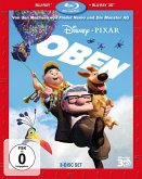 Oben, 1 Blu-ray 3D + DVD