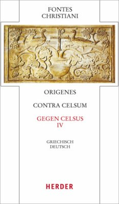 Origenes, Contra Celsum - Origenes