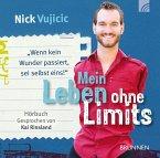 Mein Leben ohne Limits, 2 Audio-CDs