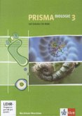Prisma Biologie 3. Schülerbuch mit Schüler-CD-ROM. Nordrhein-Westfalen