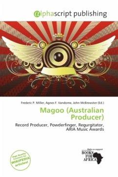 Magoo (Australian Producer)