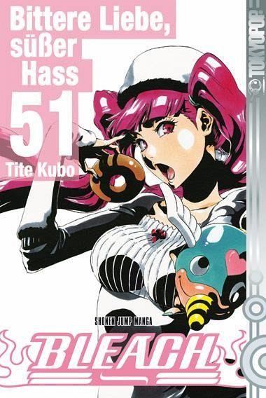Bittere Liebe, süßer Hass / Bleach Bd.51 - Kubo, Tite