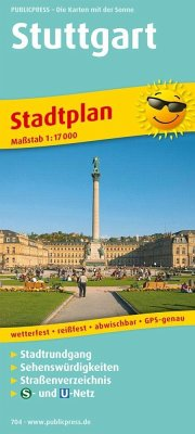 PublicPress Stadtplan Stuttgart