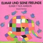 Elmar und seine Freunde, deutsch-spanisch\Elmer y sus amigos