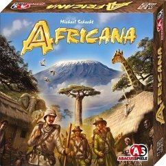 Abacus ABA03121 - Africana, Brettspiel