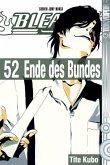 Ende des Bundes / Bleach Bd.52
