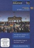Die Deutsche Frage IV - Epochenjahr 1989/90, 1 DVD (Bilingual)
