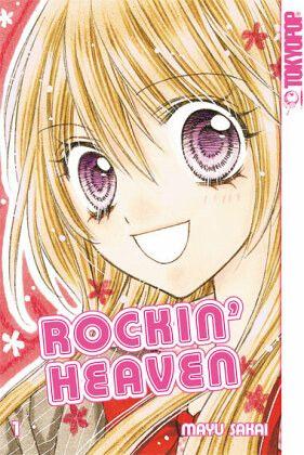 Buch-Reihe Rockin' Heaven