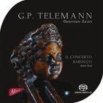 G.P.Telemann-Ouverture Suites