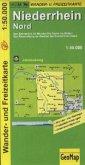 GeoMap Karte Niederrhein Nord