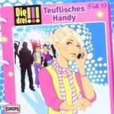 Teuflisches Handy / Die drei Ausrufezeichen Bd.19 (1 Audio-CD)