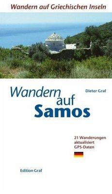 Wandern auf Samos - Graf, Dieter
