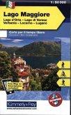 Kümmerly+Frey Outdoorkarte Lago Maggiore