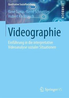 Videographie - Tuma, René; Schnettler, Bernt; Knoblauch, Hubert