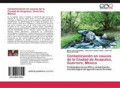 Contaminación en cauces de la Ciudad de Acapulco, Guerrero, México