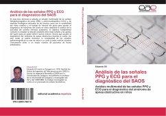 Análisis de las señales PPG y ECG para el diagnóstico del SAOS