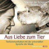 Aus Liebe zum Tier, 1 Audio-CD