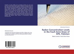 Radon Concentration Levels in the Fault Zone Areas of KPK, Pakistan
