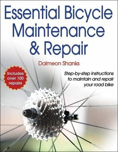 Essential Bicycle Maintenance & Repair - Shanks, Daimeon