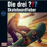 Skateboardfieber / Die drei Fragezeichen - Hörbuch Bd.152 (1 Audio-CD)