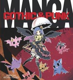 Manga - Gothic & Punk - Kamikaze Factory Studio