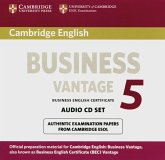Cambridge BEC, Vantage 5, 2 Audio-CDs