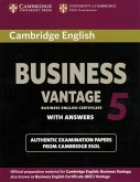 Cambridge BEC Vantage 5. Student's Book with answers