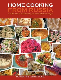 HOME COOKING FROM RUSSIA