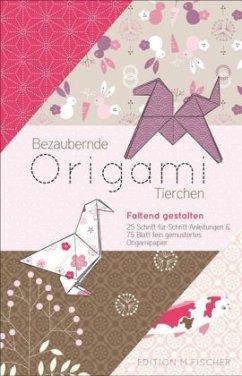 Bezaubernde Origami Tierchen