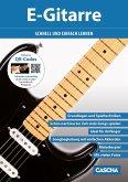 E-Gitarre - Schnell und einfach lernen, m. Audio-CD + DVD