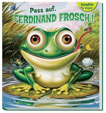 Pass auf, Ferdinand Frosch! - Petrov, Anton