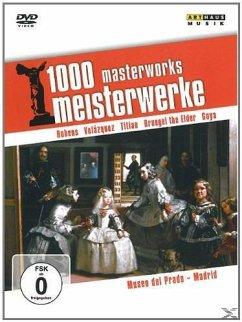 1000 Meisterwerke - Museo del Prado Madrid