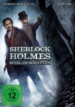 Sherlock Holmes 2 - Spiel im Schatten - Robert Downey Jr.,Jude Law,Noomi Rapace