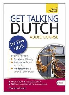 Get Talking Dutch in Ten Days Beginner Audio Course - Owen, Marleen