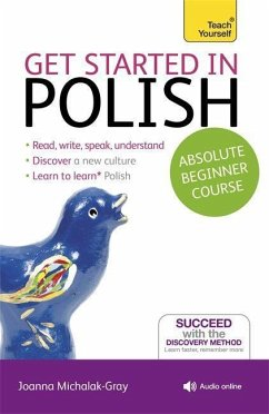 Get Started in Polish Absolute Beginner Course - Michalak-Gray, Joanna