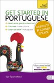 Get Started in Portuguese: Absolute Beginner [With Paperback Book]