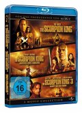 The Scorpion King - 3 Movie Collection BLU-RAY Box