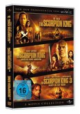 The Scorpion King - 3 Movie Collection DVD-Box
