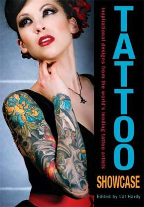 Tattoo showcase von lal hardy englisches buch for The mammoth book of tattoos